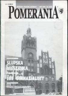 Pomerania : miesięcznik społeczno-kulturalny, 1994, nr 2