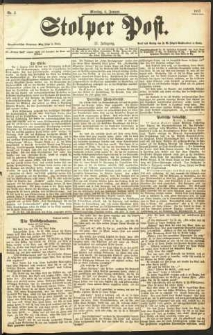 Stolper Post Nr. 2/1897