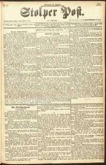 Stolper Post Nr. 10/1897