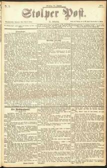 Stolper Post Nr. 14/1897