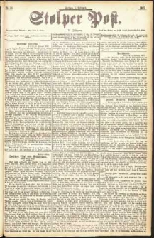Stolper Post Nr. 30/1897