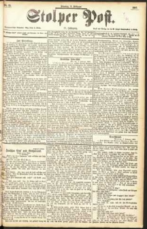 Stolper Post Nr. 32/1897