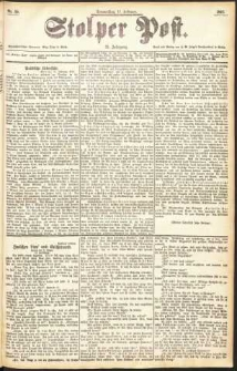 Stolper Post Nr. 35/1897