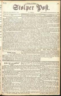 Stolper Post Nr. 38/1897