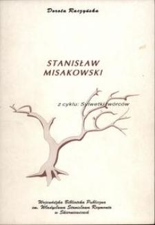 [Stanisław Misakowski] : świat mojej dłoni