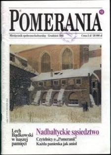 Pomerania : miesięcznik społeczno-kulturalny, 1995, nr 12