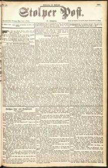 Stolper Post Nr. 46/1897