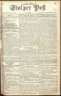 Stolper Post Nr. 66/1897