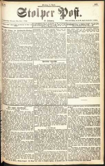 Stolper Post Nr. 80/1897