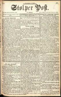 Stolper Post Nr. 85/4897