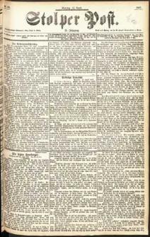 Stolper Post Nr. 86/1897