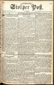 Stolper Post Nr. 89/1897