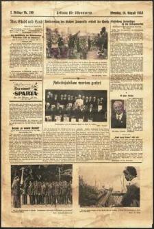 Zeitung für Ostpommern Nr. 190/1938