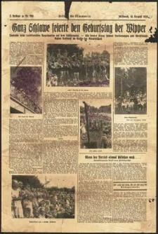 Zeitung für Ostpommern Nr. 203/1938