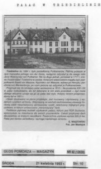 Pałac w Trzebielinie