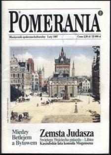 Pomerania : miesięcznik społeczno-kulturalny, 1997, nr 2