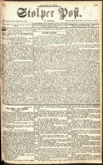 Stolper Post Nr. 99/1897