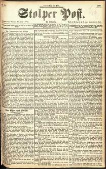 Stolper Post Nr. 111/1897