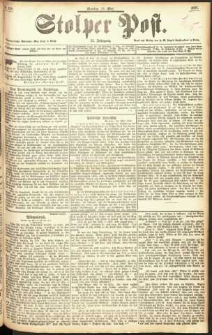 Stolper Post Nr. 120/1897