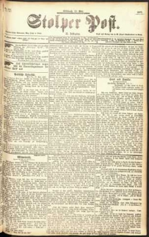 Stolper Post Nr. 122/1897