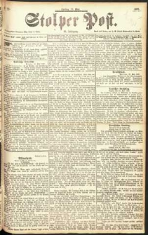 Stolper Post Nr. 123/1897