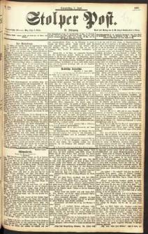 Stolper Post Nr. 128/1897
