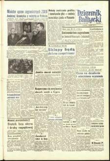 Dziennik Bałtycki, 1967, nr 289