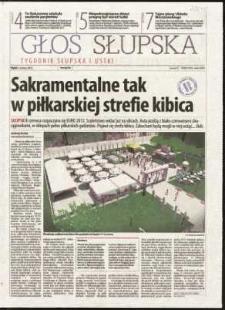 Głos Słupska : tygodnik Słupska i Ustki, 2012, czerwiec, nr 127