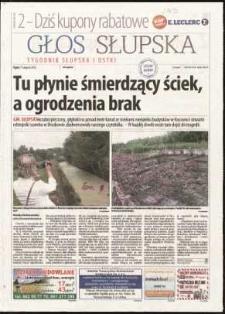 Głos Słupska : tygodnik Słupska i Ustki, 2012, sierpień, nr 191