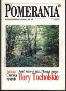Pomerania : miesięcznik społeczno-kulturalny, 1998, nr 5