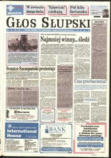 Głos Słupski, 1994, sierpień, nr 198
