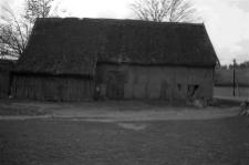 Owczarnia ryglowa, kamienna - Dubowo