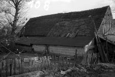 Stodoła ryglowa - Grabówko [2]