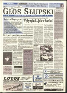 Głos Słupski, 1994, październik, nr 245