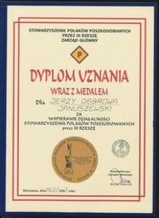 Dyplom Uznania