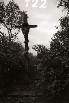 Krzyż z rzeźbą Chrystusa - Pogódki [1]