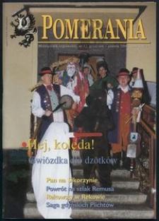 Pomerania : miesięcznik społeczno-kulturalny, 2000, nr 12