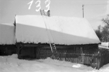 Chata zrębowa z przybudówką - Skorzewo [2]