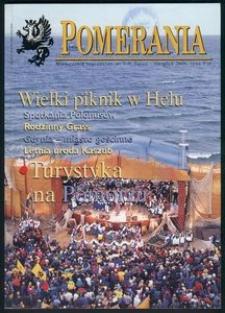 Pomerania : miesięcznik społeczno-kulturalny. Nr 7-8/2000