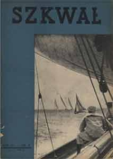 Szkwał : czasopismo Ligi Morskiej i Kolonjalnej, 1935, nr 3