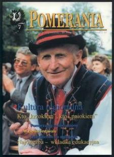 Pomerania : miesięcznik regionalny, 2001, nr 5