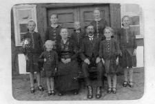 Paul i Margarete Zessin z córkami