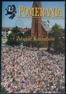 Pomerania : miesięcznik regionalny, 2001, nr 9