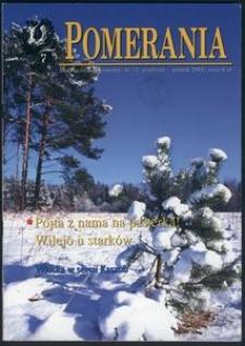 Pomerania : miesięcznik regionalny. Nr 12/2002