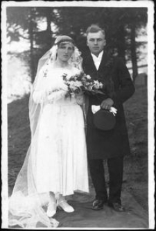 Ślub Anny z d. Hingst z Paulem Kirk