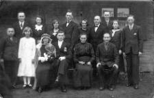 Ślub Jadwigi, córki Julianny z Jarant i Tomasza Kleista z Borowego Młyna, z Józefem Rudnikiem z Klasztoru
