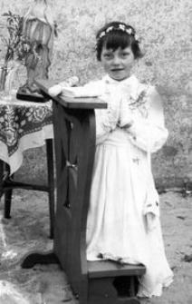 Pierwsza Komunia Ireny Karwowskiej