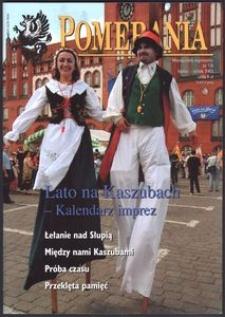 Pomerania : miesięcznik regionalny, 2003, nr 7-8