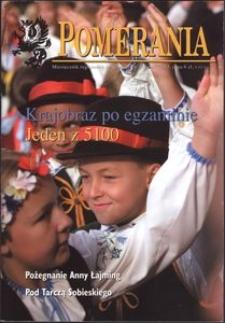 Pomerania : miesięcznik regionalny, 2003, nr 9