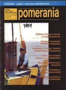 Pomerania : miesięcznik społeczno-kulturalny, 2004, nr 1